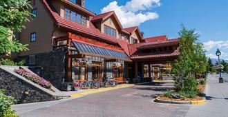 Banff Ptarmigan Inn - Banff - Gebäude