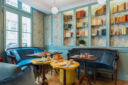 Hotel de Neuve by HappyCulture - Pariisi - Ruoka