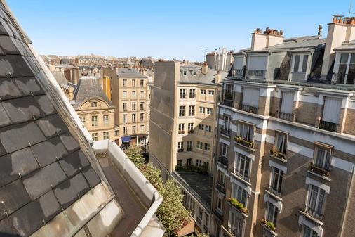 快樂文化妮維亞飯店 - 巴黎 - 室外景