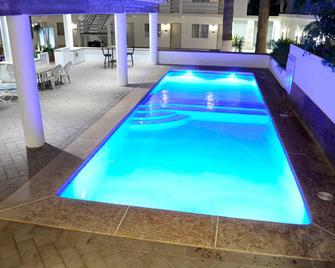 Eco Bay Hotel Y Restaurant - Bahia Kino - Pool