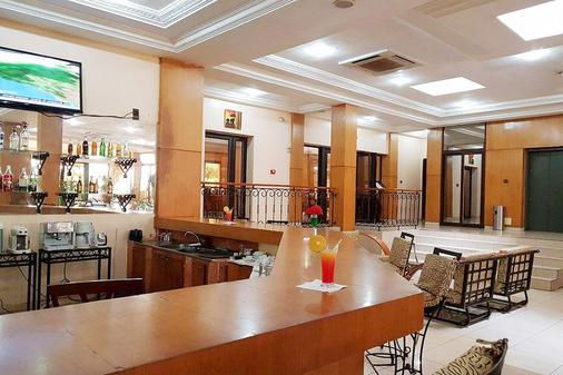 Hotel Massaley - Bamako - Bar