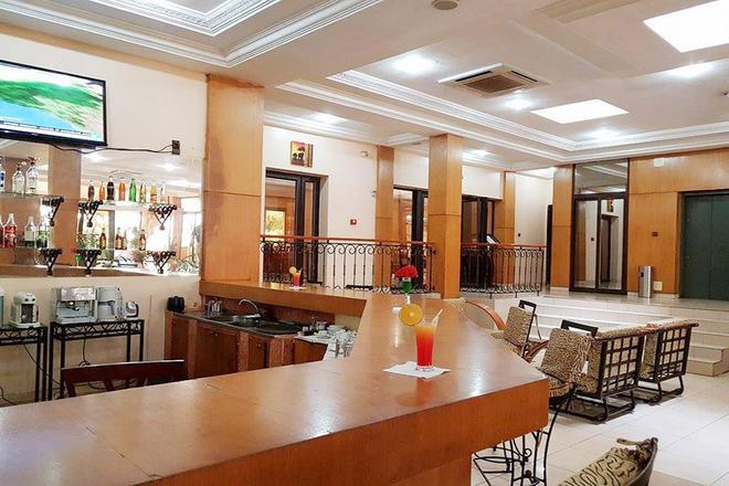 Hotel Massaley - Bamako - Bar