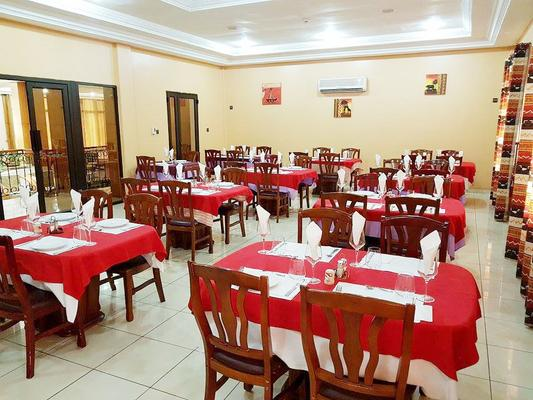Hotel Massaley - Bamako - Restaurante