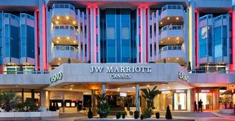 JW Marriott Cannes - Cannes - Gebäude