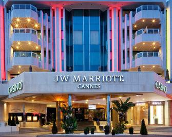 JW Marriott Cannes - Cannes - Edificio