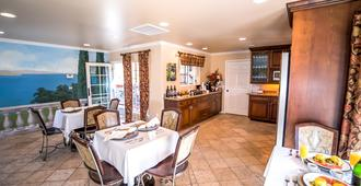 The Inn at Opolo - Paso Robles - Dining room