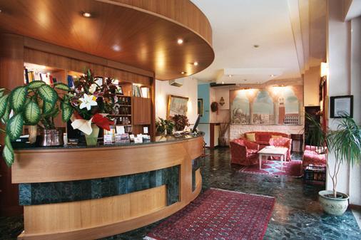 Hotel Ariston - Βενετία - Ρεσεψιόν