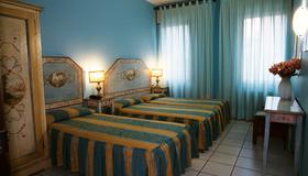 Hotel Ariston - Venedig - Schlafzimmer