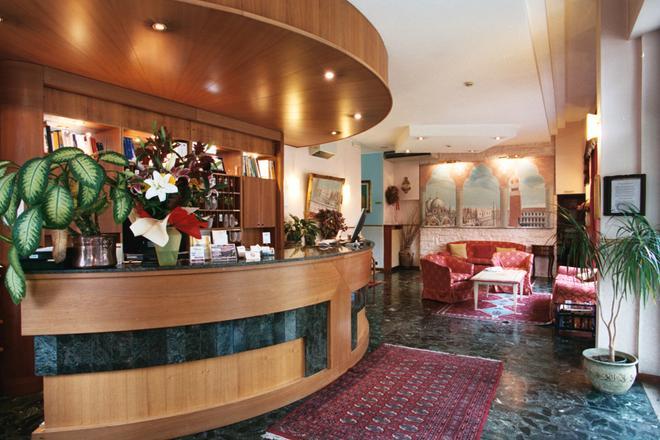 阿里斯頓酒店 - 美斯特雷 - 威尼斯 - 櫃檯