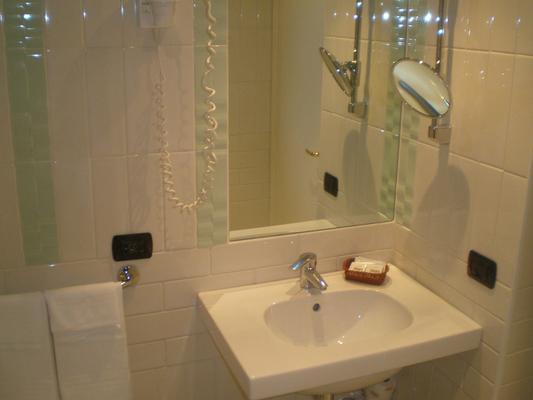 阿里斯頓酒店 - 美斯特雷 - 威尼斯 - 浴室