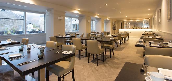 Dunalastair Hotel Suites - Kinloch Rannoch - Restaurant