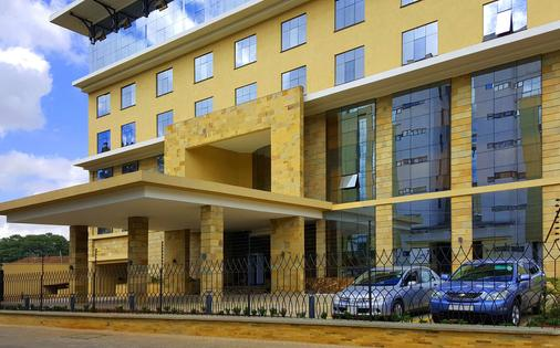 DoubleTree by Hilton Nairobi Hurlingham - Nairobi - Rakennus