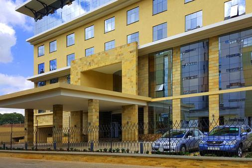 DoubleTree by Hilton Nairobi Hurlingham - Nairobi - Toà nhà