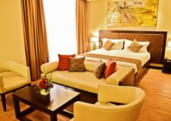 DoubleTree by Hilton Nairobi Hurlingham - Nairobi - Makuuhuone
