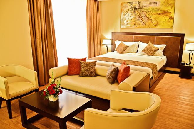 DoubleTree by Hilton Nairobi Hurlingham - Nairobi - Habitación