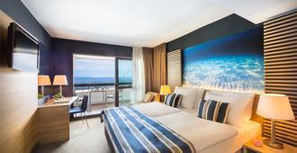 Hotel Admiral - Opatija - Schlafzimmer
