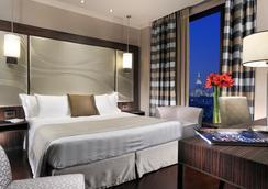 上城宮酒店 - 米蘭 - 臥室