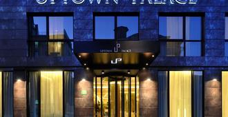 Uptown Palace - Милан - Здание