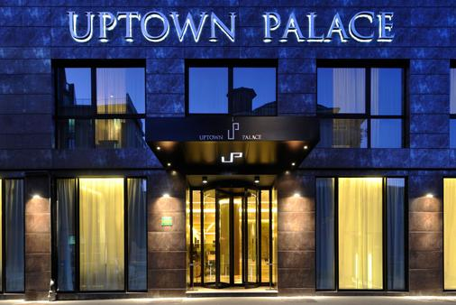 Uptown Palace - Μιλάνο - Κτίριο