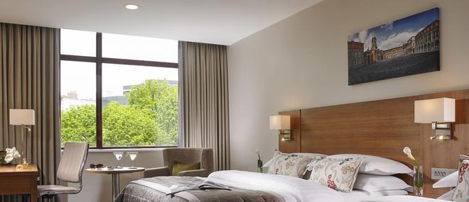 Mespil Hotel - Дублин - Спальня