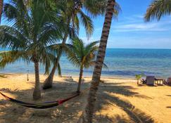 Maya Beach Hotel - Placencia - Praia