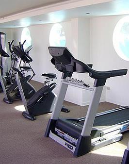 Apartamentos VR Suite - Santiago - Gym