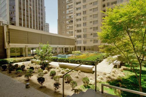 Apartamentos VR Suite - Santiago - Building
