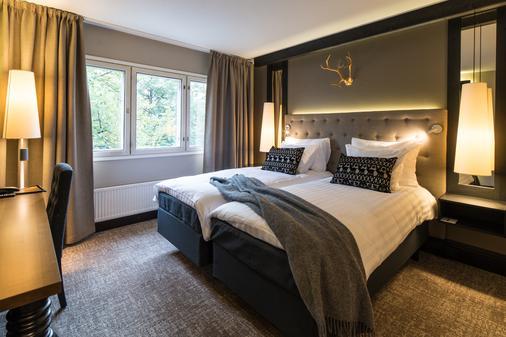 坦佩雷拉普蘭酒店 - 坦派勒 - 坦佩雷 - 臥室