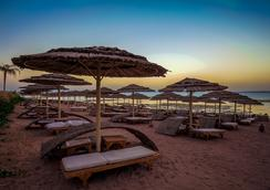 Cleopatra Luxury Resort Sharm El Sheikh - Sharm el-Sheikh - Ranta