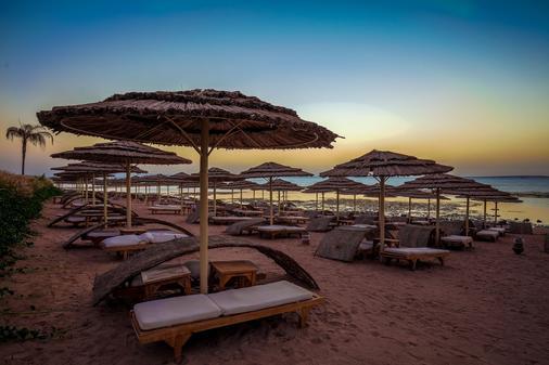 Cleopatra Luxury Resort Sharm El Sheikh - Sharm el-Sheikh - Ranta