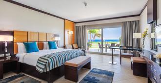 Cleopatra Luxury Resort Sharm El Sheikh - Sharm El-Sheikh - Schlafzimmer