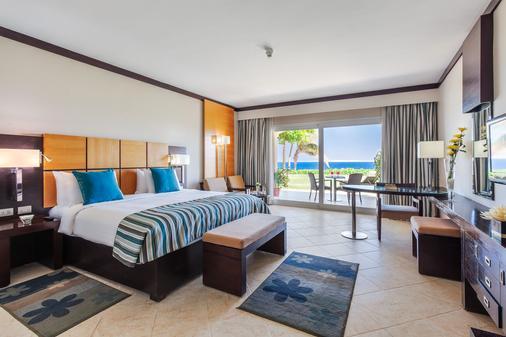 Cleopatra Luxury Resort Sharm El Sheikh - Sharm el-Sheikh - Makuuhuone