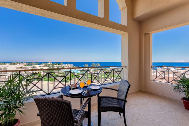 Cleopatra Luxury Resort Sharm El Sheikh - Sharm el-Sheikh - Parveke