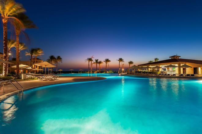 Cleopatra Luxury Resort Makadi Bay - Hurghada - Pool