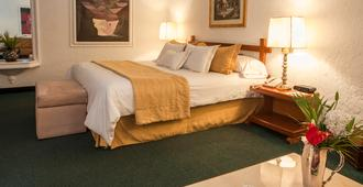 Antara Hotel - Lima - Bedroom