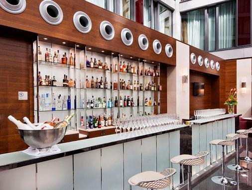 資訊歐洲之星柏林酒店 - 柏林 - 柏林 - 酒吧