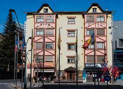 Hotel Font - La Massana - Building