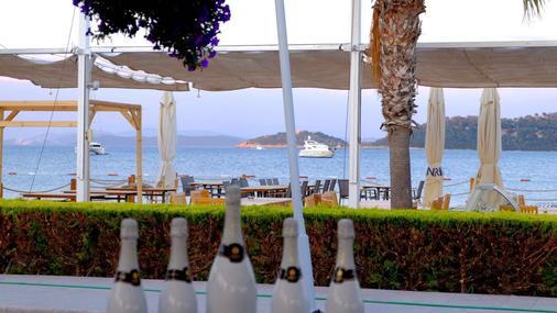 Alya Turkbuku Beach Hotel - Bodrum - Outdoor view