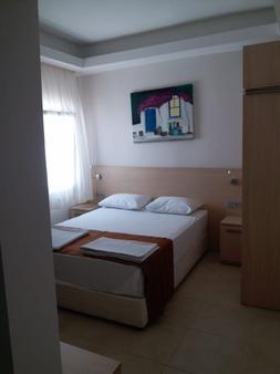 Alya Turkbuku Beach Hotel - Bodrum - Bedroom