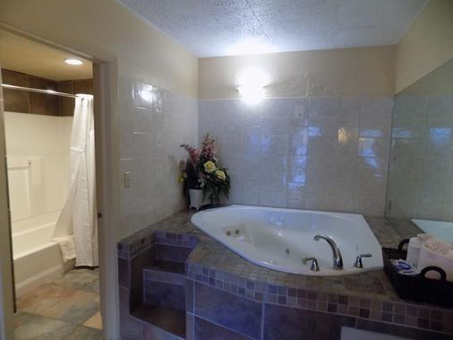 Virginia Inn - Lawrence - Phòng tắm