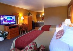 Virginia Inn - Lawrence - Phòng ngủ