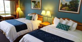 Virginia Inn - Lawrence - Bedroom