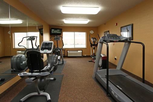 New Victorian Suites - Lincoln - Gym