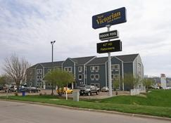 New Victorian Inn & Suites in Sioux City, IA - Sioux City - Edificio