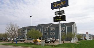 New Victorian Inn & Suites in Sioux City, IA - Sioux City