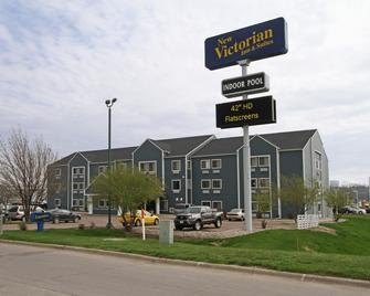 New Victorian Inn & Suites in Sioux City, IA - Sioux City - Gebouw