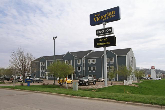 New Victorian Inn & Suites in Sioux City, IA - Sioux City - Κτίριο
