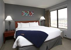 New Victorian Inn & Suites in Sioux City, IA - Sioux City - Κρεβατοκάμαρα