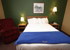 New Victorian Inn & Suites Kearney - Kearney - Bedroom
