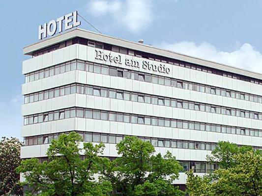 Concorde Hotel am Studio - Berlin - Toà nhà